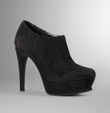 Kenneth Cole Reaction Fox Me Not Bootie BLACK