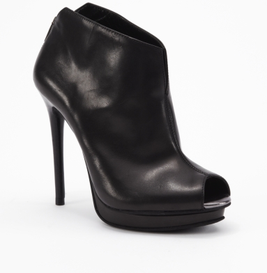 Kenneth Cole New York Test Time Bootie BLACK