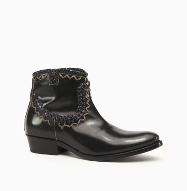 Kenneth Cole New York Low Rider Bootie GREY