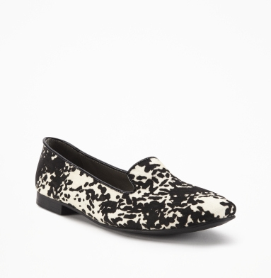 Kenneth Cole Reaction How Low Flat DALMATION