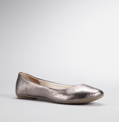Kenneth Cole Reaction Slip On By Flat PEWTER