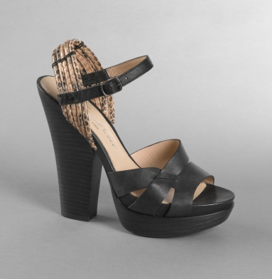 Kenneth Cole New York Grand Night Sandal BLACK