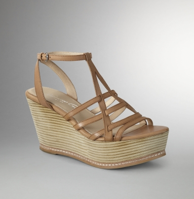 Kenneth Cole New York Spice Tea Sandal BEIGE