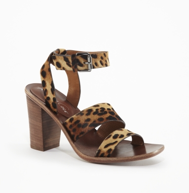 Kenneth Cole New York Brick House Sandal LEOPARD