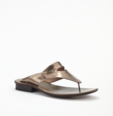 Kenneth Cole New York Live Forever Sandal BRONZE