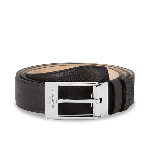 Lancel Men's Belt MOCHA