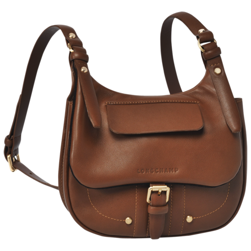 Longchamp Balzane Messenger bag Oak