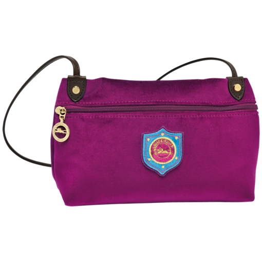Longchamp Funtaisy Clutch bag Fuchsia
