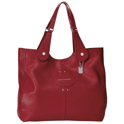 Longchamp Quadri Tote bag Carmine