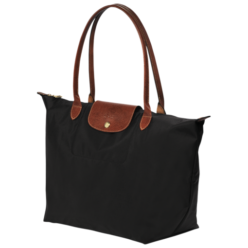 Longchamp Le Pliage Shopping bag L Black