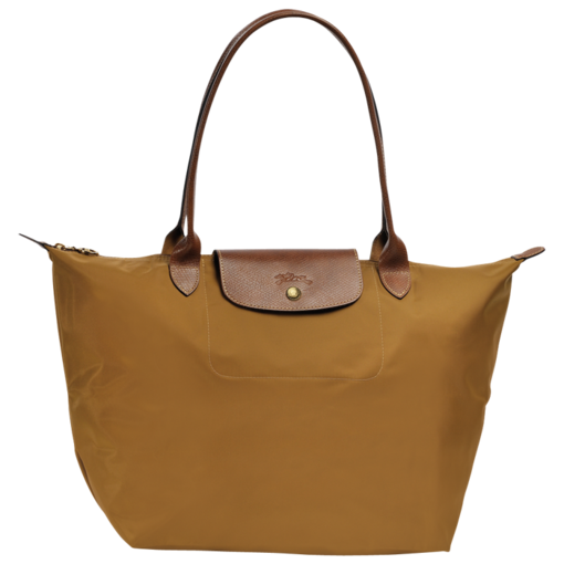 Longchamp Le Pliage Shopping bag L Camel