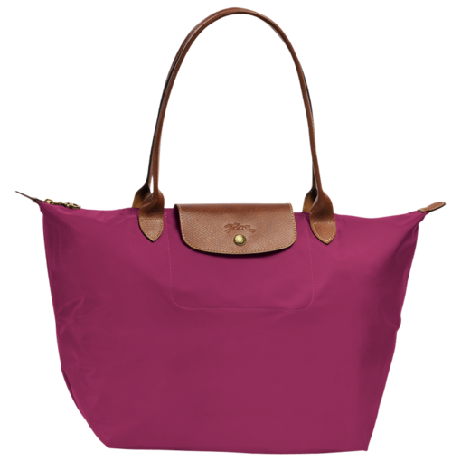 Longchamp Le Pliage Shopping bag L Fuchsia
