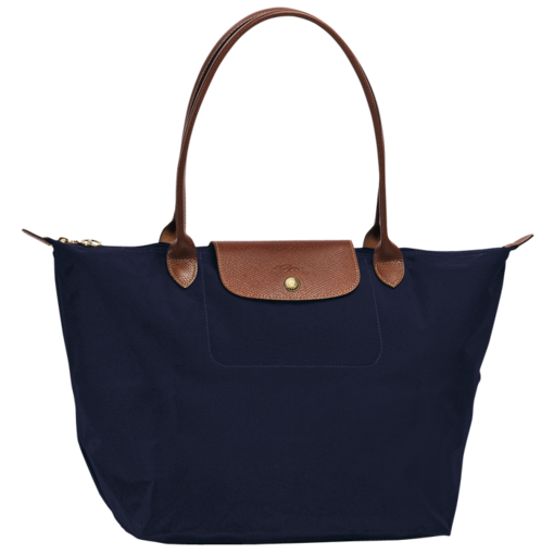 Longchamp Le Pliage Shopping bag L Navy