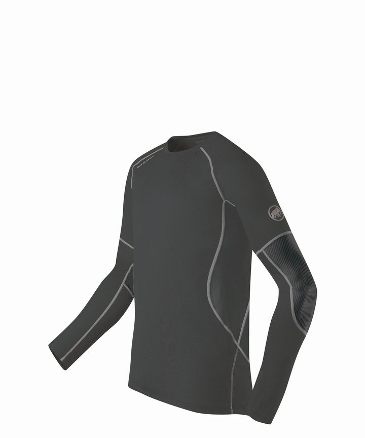 Mammut Men Longsleeve All-Year black