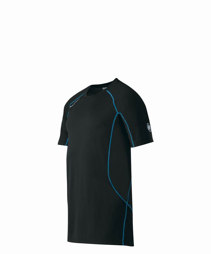 Mammut Men T-Shirt All-Year black-cyan