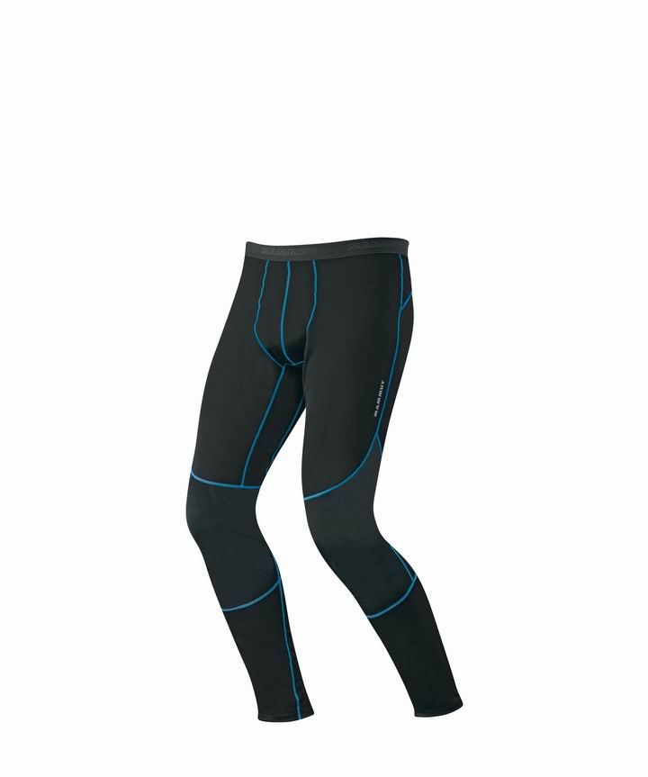 Mammut Men Pants Long All-Year black-cyan