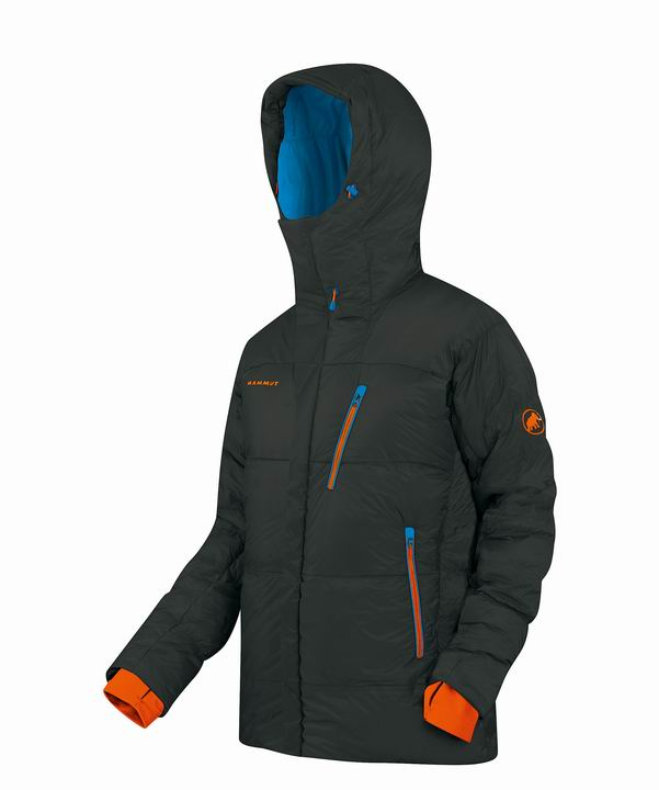 Mammut Men Eigerjoch Jacket black