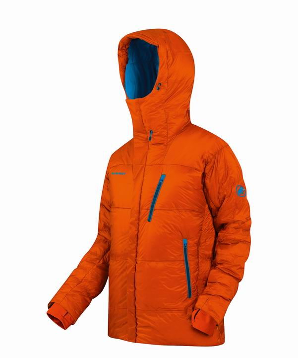 Mammut Men Eigerjoch Jacket orange