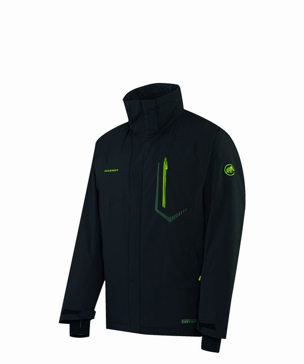 Mammut Men Malbun Jacket black