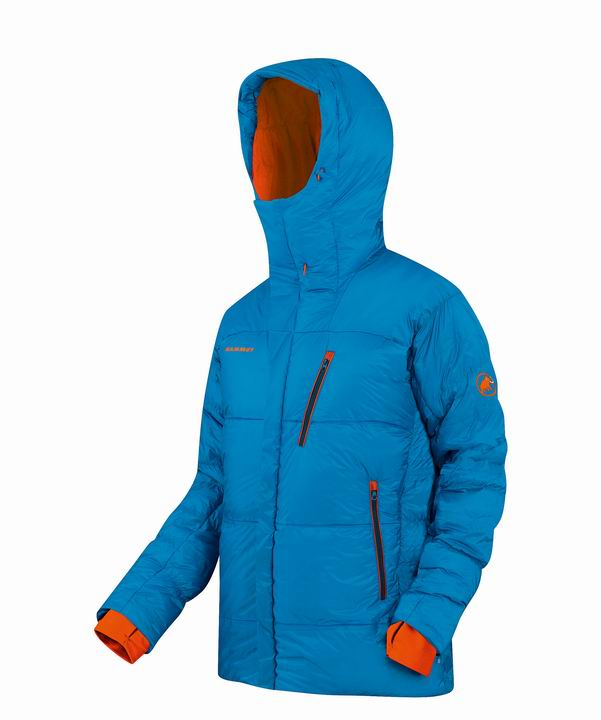 Mammut Men Eigerjoch Jacket cyan