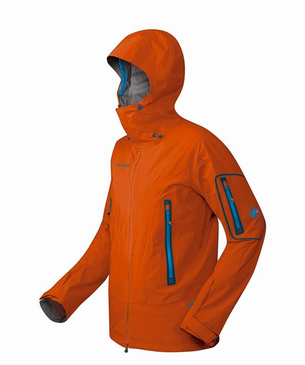 Mammut Men Nordwand Pro Jacket orange