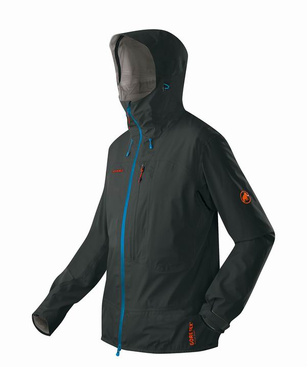 Mammut Men Felsturm Touring Jacket black