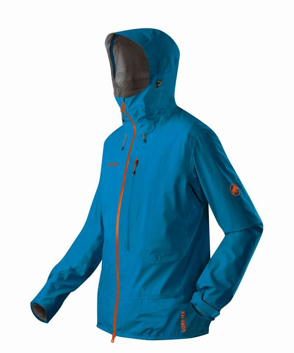 Mammut Men Felsturm Touring Jacket cyan