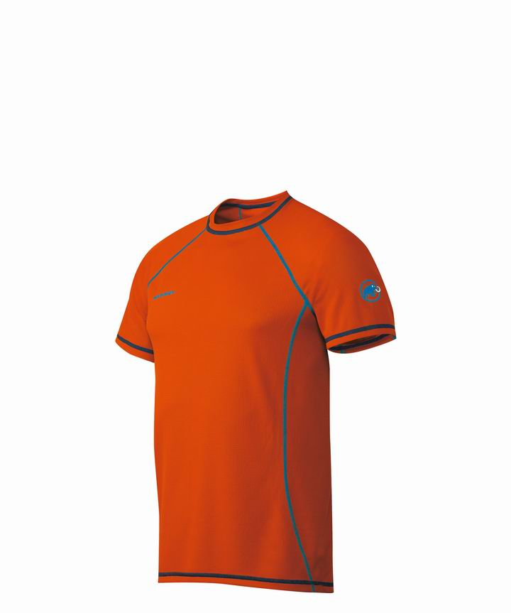Mammut Men Moench T-Shirt orange