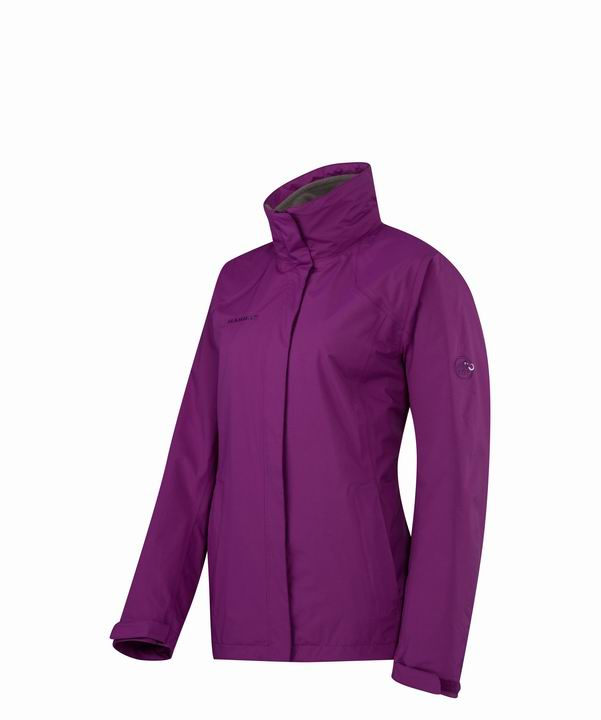 Mammut Women Svenja 2-S Jacket dark bloom