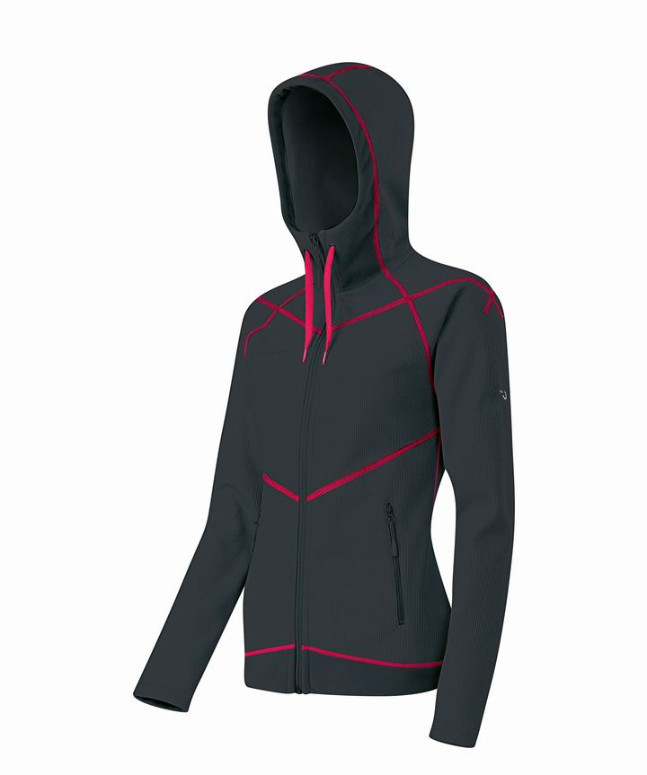 Mammut Women Jori Jacket black-raspberry