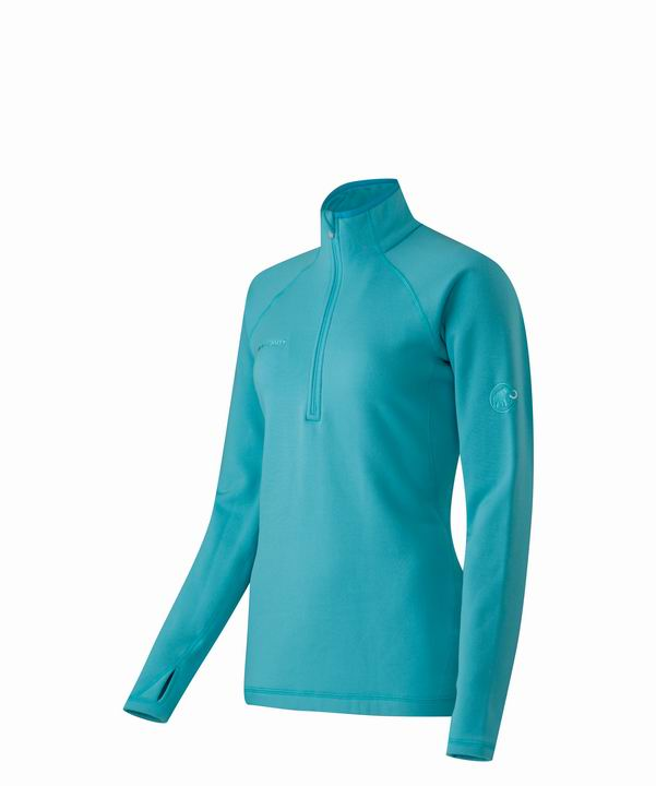 Mammut Women Aconcagua Zip Pull carribean