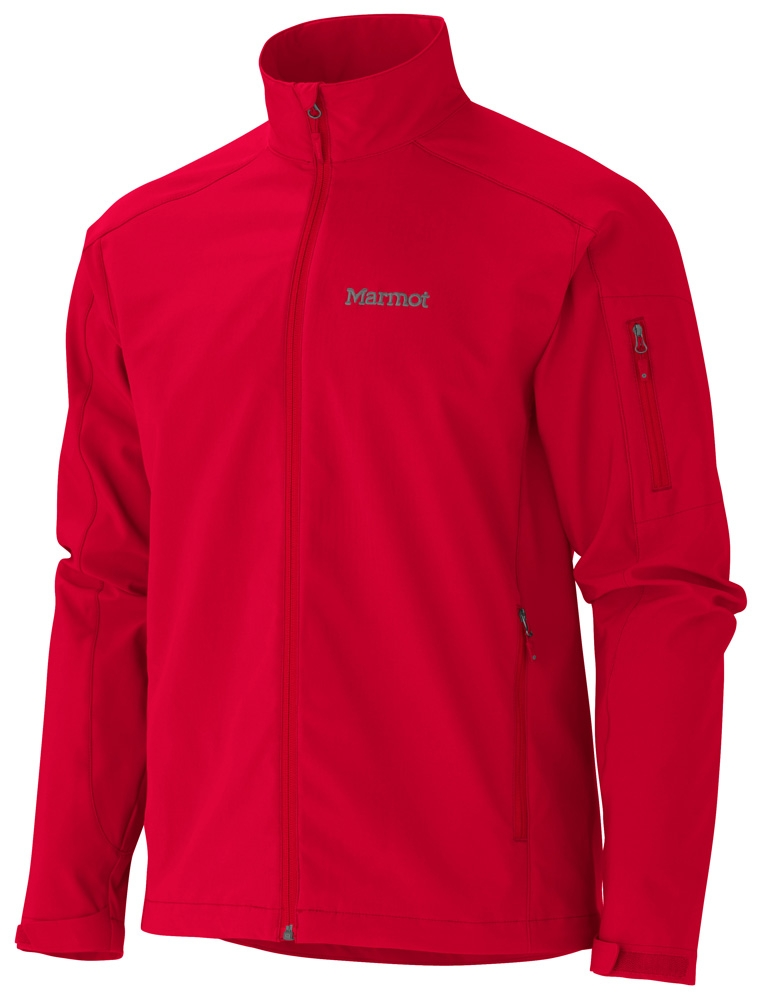 Marmot Approach Jacket Team Red