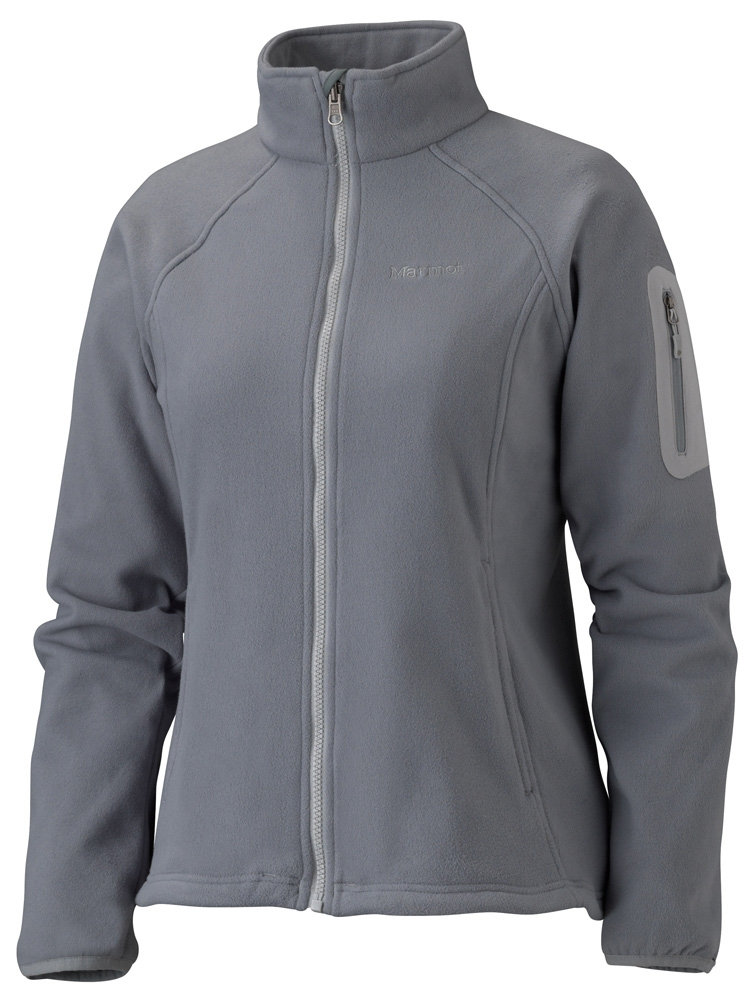Marmot Womens Haven Jacket Dark Pewter