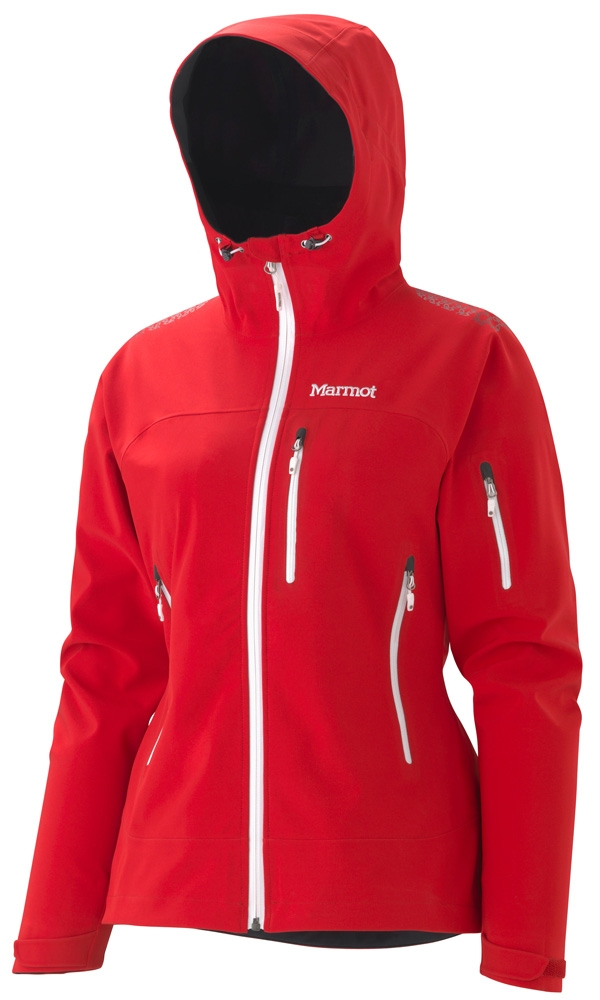 Marmot Womens Zion Jacket Team Red