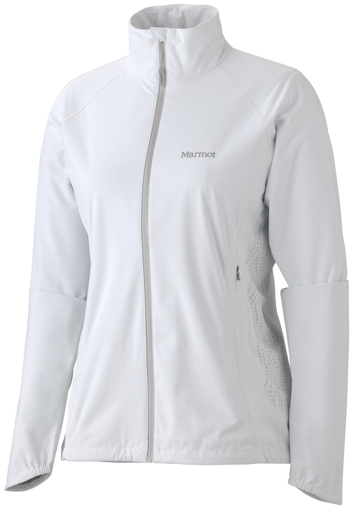 Marmot Womens Paceline Jacket White