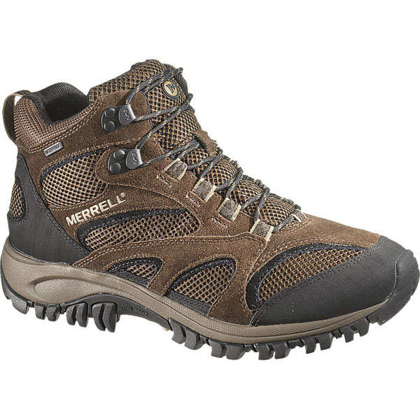 MERRELL MEN'S PHOENIX MID WATERPROOF Chocolate/Coriander