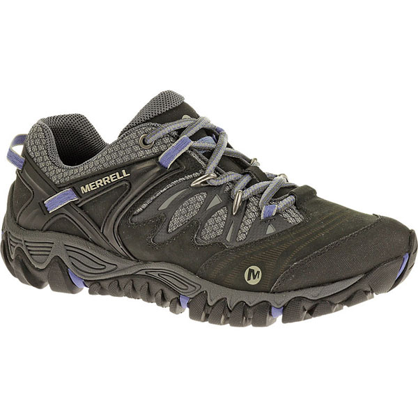 MERRELL WOMEN'S ALL OUT BLAZE Black/Silver