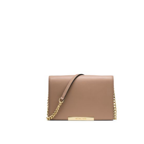 MICHAEL MICHAEL KORS Lana Leather Envelope Clutch