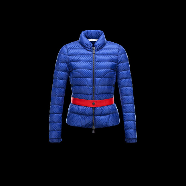 MONCLER WOMEN GRENOBLE GRANVILLE BLUE
