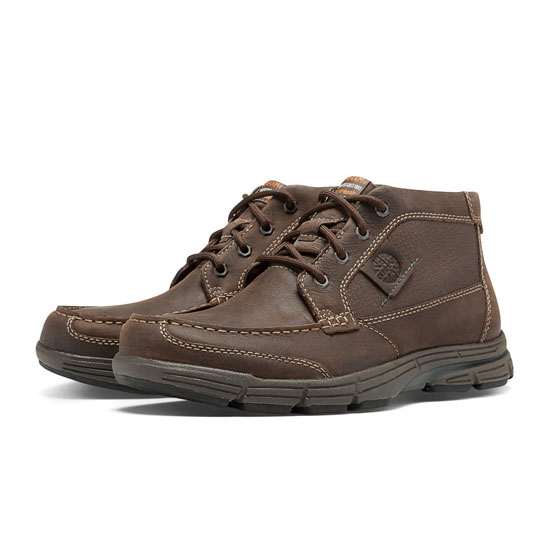 MEN'S New Balance Dunham REVseek Brown