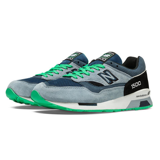 MEN'S New Balance Elite Urban Exploration 1500 Blue Bell with Blue Smoke & Navy