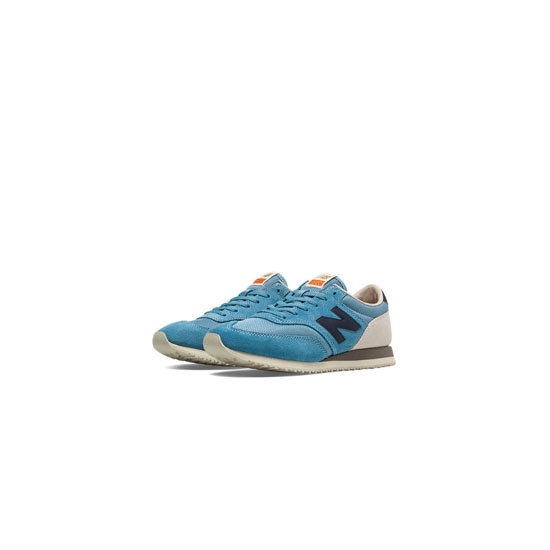 WOMEN'S New Balance 620 Ash Blue with Navy
