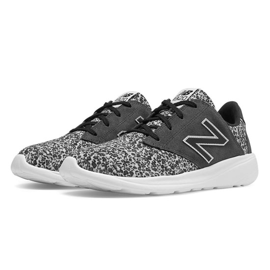 WOMEN'S New Balance 1320 Lead with White & Black
