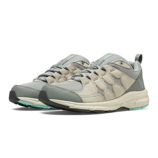 WOMEN'S New Balance 799 Cream with Sea Spray & Light Grey