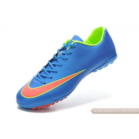 Nike Mercurial Victory X blue/green/cherry Shoes