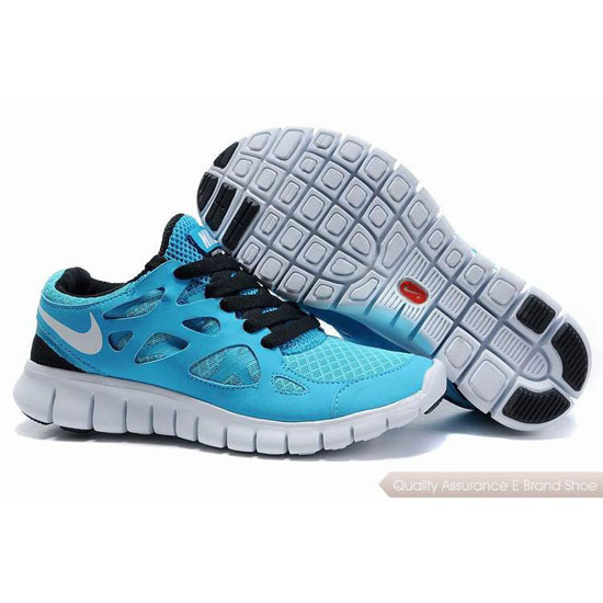 Nike Free 2014 Womens Blue Black