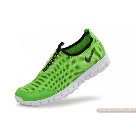 Nike Free3.0 Mens Green White