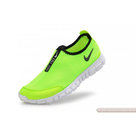 Nike Free3.0 Womens Fluorescent Green