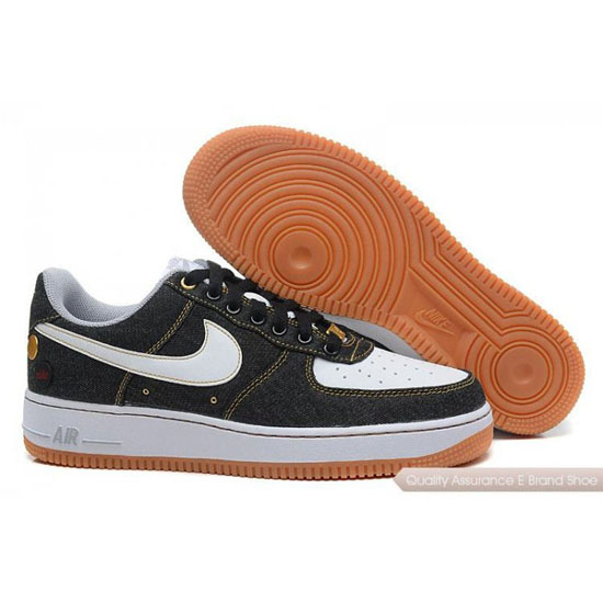 Nike Air Force 1 Mens white/black