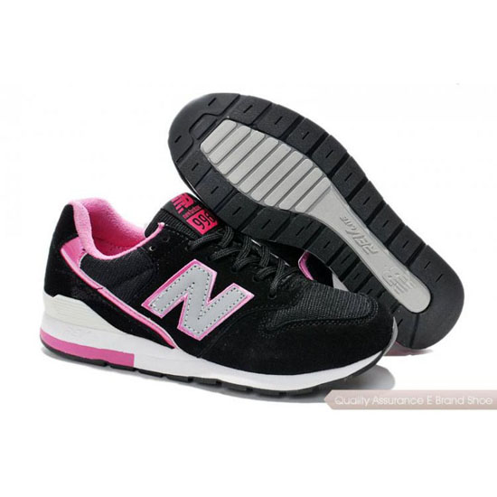 New Balance Mens pink/black